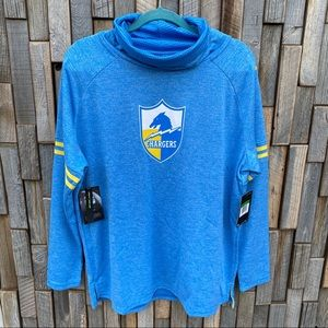 Nike Sri fit Los Angeles chargers top shirt XL